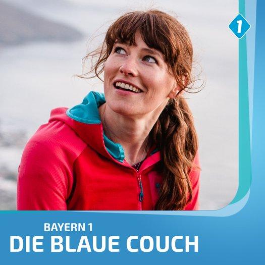 blau couch