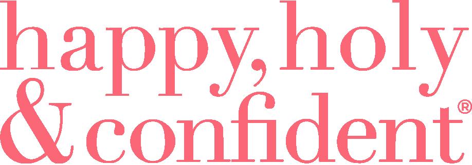 HappyHolyConfident Logo